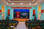 Đoàn 141 quán triệt, triển khai thực hiện Nghị quyết Đại hội Đảng bộ Quân đội lần thứ XI