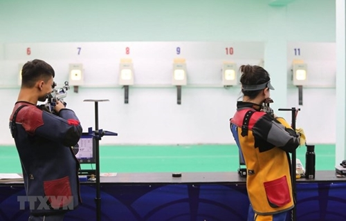 Các bộ môn thể thao nỗ lực hướng tới thành tích cao tại SEA Games 31