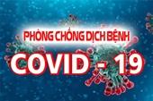 Ban Bí thư yêu cầu các cấp ủy Đảng tăng cường chỉ đạo công tác phòng, chống dịch COVID-19