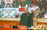 Tiếp tục đẩy mạnh hội nhập quốc tế và đối ngoại quốc phòng
