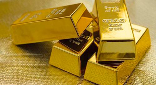 Giá vàng liên tục tăng trong những ngày đầu năm