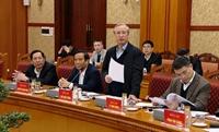 Tập trung cao độ để bảo đảm công tác phục vụ Đại hội XIII của Đảng