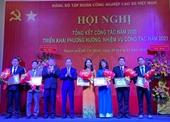 Tập đoàn công nghiệp Cao su Việt Nam Xây dựng tổ chức Đảng trong sạch, vững mạnh