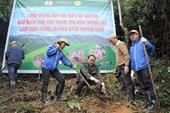 Hành trình Việt Nam xanh  Trồng 2 500 cây tự nhiên tại Thừa Thiên Huế