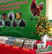 Bắc Giang phấn đấu nâng hạng sản phẩm OCOP đạt tiêu chuẩn 5 sao