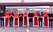 Thủ tướng Chính phủ dự lễ khánh thành nút giao vành đai 3 với cao tốc Hà Nội - Hải Phòng