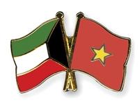 Điện mừng kỷ niệm 45 năm quan hệ ngoại giao Việt Nam - Cô-oét