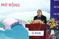 Khởi công công trình Nhà máy thủy điện Hòa Bình mở rộng
