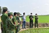 Tăng cường phòng chống dịch COVID-19 tại các tỉnh biên giới phía Nam