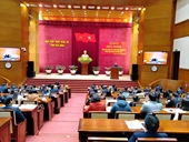 Hòa Bình Triển khai nhiệm vụ công tác năm 2021