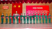 Bộ đội Biên phòng TP Hồ Chí Minh tham gia thực hiện nhiệm vụ bảo vệ biên giới và chống dịch COVID-19