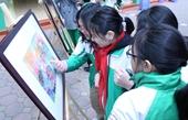 """Hơn 500 nghìn bức tranh tham gia cuộc thi """"Thiếu nhi Việt Nam với an toàn giao thông"""""""