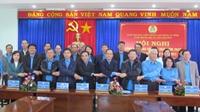 Ký kết giao ước thi đua các tỉnh Nam Trung Bộ và Tây Nguyên