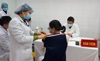 Mũi vaccine COVID-19 Nano Covax liều cao nhất đã được tiêm thử nghiệm