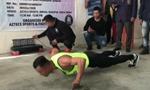 Vận động viên người Ấn Độ lập kỷ lục thế giới Guinness về chống đẩy