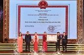 Địa phương thứ tư được công nhận hoàn thành xây dựng nông thôn mới