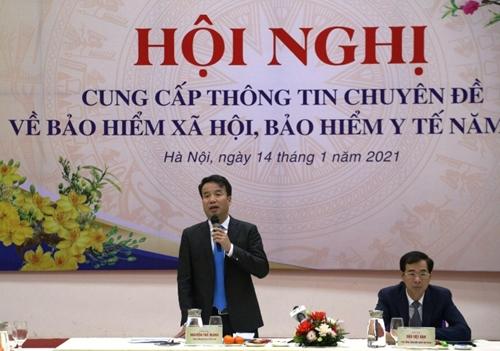 BHXH Việt Nam hoàn thành cung cấp các dịch vụ công mức độ 4