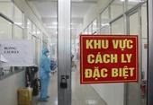 Việt Nam ghi nhận thêm 5 ca mắc mới COVID-19 là người nhập cảnh