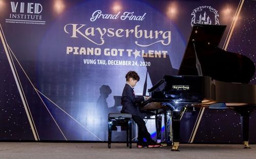 Chung kết Kayserburg Piano Got Talents 2020 Nơi tài năng trẻ tỏa sáng