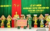 Bệnh viện Quân y 17 kỷ niệm 60 năm Ngày truyền thống