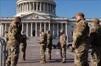 25 000 vệ binh quốc gia bảo vệ lễ nhậm chức Tổng thống Mỹ