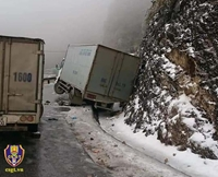 Cục Cảnh sát giao thông khuyến cáo Cẩn trọng lái xe khi sương mù, thời tiết xấu