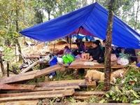 Quảng Nam Đồng bào vùng sạt lở núi có nhà ở mới trước Tết Nguyên đán