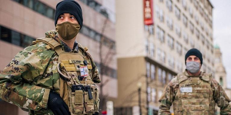 Mỹ thắt chặt an ninh trước thềm lễ nhậm chức của ông J Biden