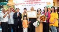 Nhiều hoạt động kỷ niệm 61 năm ngày Bến Tre Đồng khởi