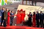 Gắn biển 2 công trình chào mừng Đại hội XIII của Đảng