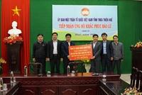 Quảng Trị, Thừa Thiên Huế tiếp nhận thêm 2 tỷ đồng hỗ trợ người dân bị thiệt hại do thiên tai