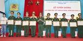 Bạc Liêu Tuyên dương lực lượng trực tiếp tham gia phòng, chống dịch COVID-19