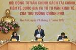 Thủ tướng Nguyễn Xuân Phúc Chúng ta không được vấp ngã để kinh tế Việt Nam tụt dốc