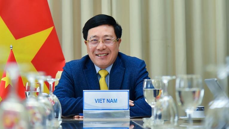 Việt Nam sẽ ủng hộ và hợp tác chặt chẽ với Bru-nây
