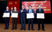 Nâng cao chất lượng công tác xây dựng Đảng tại Đảng bộ Khối các cơ quan Trung ương