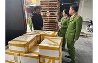 Phát hiện 250kg cá khoai ướp phoóc môn tại Thanh Hóa