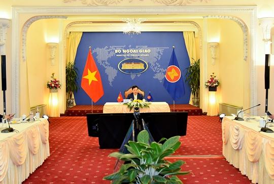 """ASEAN 2021 """"Chúng ta quan tâm, Chúng ta chuẩn bị, Chúng ta thịnh vượng"""""""