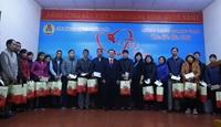 Bộ trưởng Bộ Khoa học và Công nghệ thăm và làm việc tại tỉnh Thái Nguyên