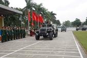 Nghệ An Xuất quân bảo vệ Đại hội XIII của Đảng