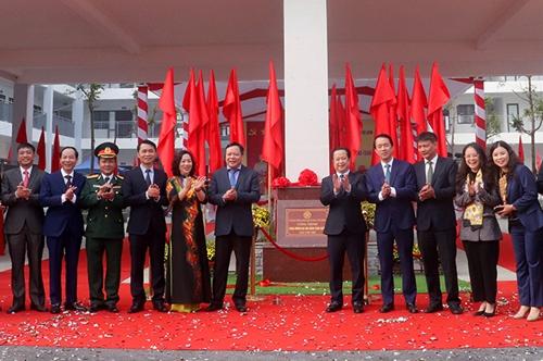 Thêm 3 công trình chào mừng Đại hội XIII của Đảng