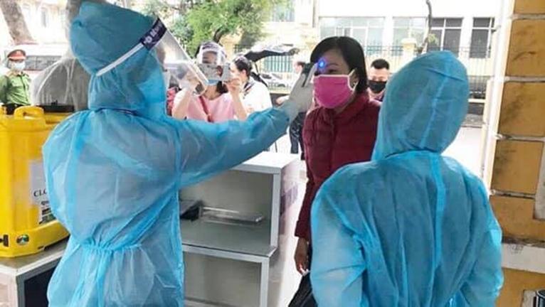 Việt Nam hiện có 1 548 bệnh nhân COVID-19