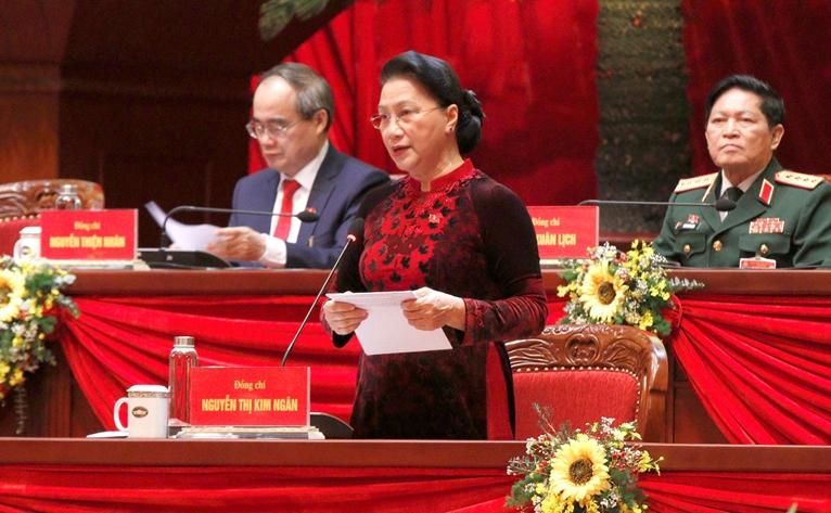 Các Đảng, các tổ chức và bạn bè quốc tế gửi điện mừng Đại hội lần thứ XIII của Đảng