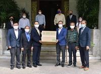 Hỗ trợ cộng đồng người Việt tại Thái Lan phòng, chống làn sóng COVID-19 thứ hai