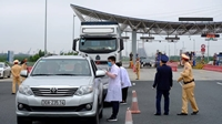 Quảng Ninh Tạm dừng vận tải hành khách đường bộ, đường thủy