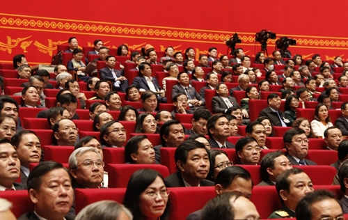 Thông cáo báo chí về ngày làm việc thứ ba Đại hội Đảng toàn quốc lần thứ XIII