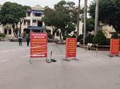 Bệnh viện dã chiến tại Chí Linh sẽ tiếp nhận bệnh nhân từ chiều 29 1