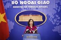 Yêu cầu các nước tôn trọng chủ quyền của Việt Nam trên Biển Đông