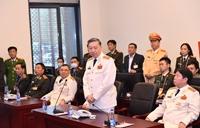 Tiếp tục bảo đảm tuyệt đối an ninh, an toàn Đại hội XIII của Đảng