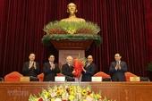 Ban Chấp hành Trung ương Đảng khoá XIII bầu 18 đồng chí Ủy viên Bộ Chính trị