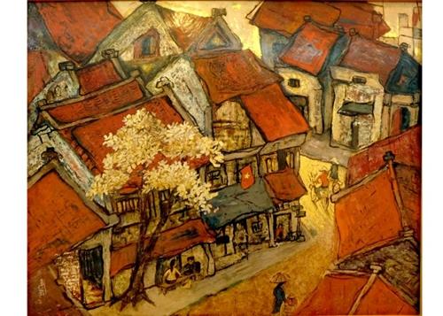 Nét đẹp sơn mài Việt